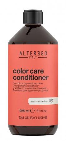 Alter Ego Color Care, odżywka do włosów rozjaśnianych i farbowanych, 950ml