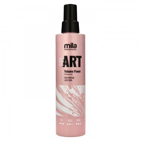 Mila Professional Be Art Volume Power, spray zwiększający objętość, 200ml
