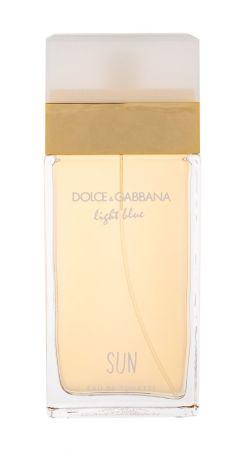 Dolce&Gabbana Light Blue Sun, woda toaletowa, 100ml (W)