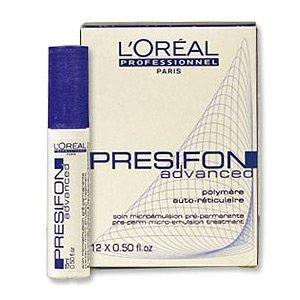 Loreal Presifon, preparat zabezpieczający przed trwałą ondulacją, 12x15ml