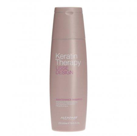 Alfaparf Lisse Design, szampon przedłużający efekt wygładzenia, 250ml