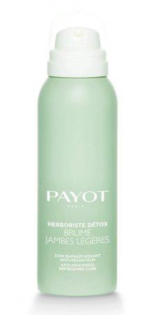 Payot Herboriste Detox, łagodząco-odświeżająca mgiełka do pielęgnacji nóg i stóp, 100ml