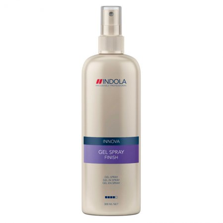 Indola Finish, żel do włosów w sprayu, 300ml