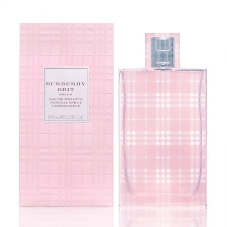 Burberry Brit Sheer, woda toaletowa, 100ml, Tester (W)