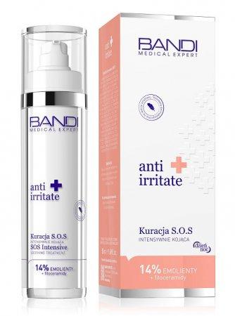 Bandi Anti Irritate, intensywna kuracja łagodząca, 50ml