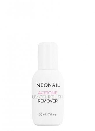 NeoNail, aceton do usuwania lakieru hybrydowego, ref. 5146, 50ml