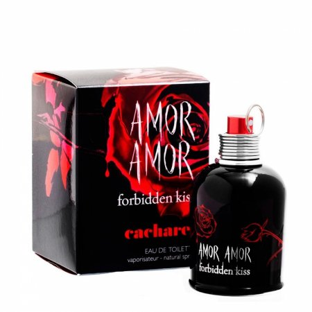 Cacharel Amor Amor Forbiden Kiss, woda toaletowa, 100ml (W)