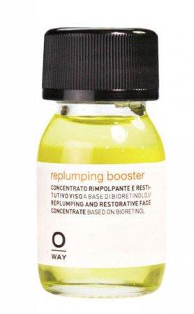OWay Beauty Replumping Booster, serum do twarzy przywracające jędrność, 25ml