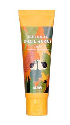 Skin79 Natural Snail Mucus, krem ze śluzem ślimaka, 50ml