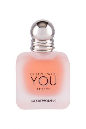 Giorgio Armani Emporio Armani In Love With You Freeze, woda perfumowana, 50ml (W)