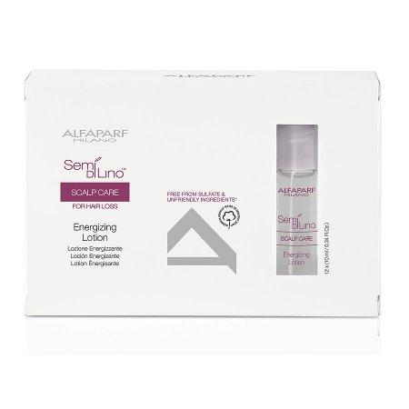 Alfaparf Scalp Care, lotion energetyzujący, kuracja przeciw wypadaniu, 12x10ml