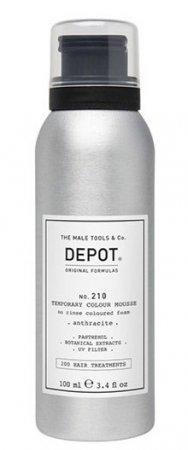 Depot No. 210, pianka tymczasowo tonująca kolor włosów, 100ml