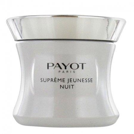 Payot Supreme Jeunesse, krem wzmacniający młodość na noc, 50ml