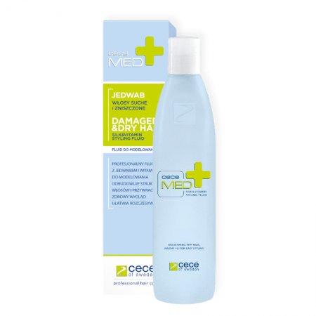CeCe Med, fluid modelujący z jedwabiem i witaminami, 200ml
