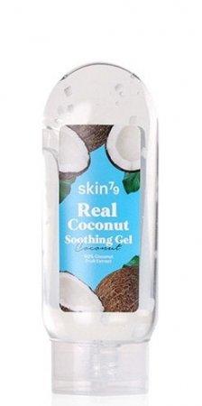 Skin79 Real Coconut, wielofunkcyjny żel kokosowy, 240ml