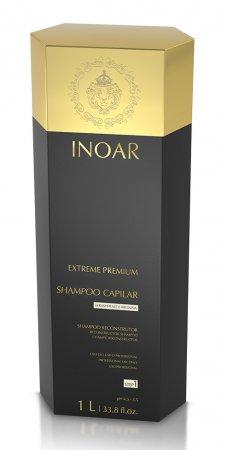 INOAR Lifting Capilar, szampon odbudowujący, 1000ml