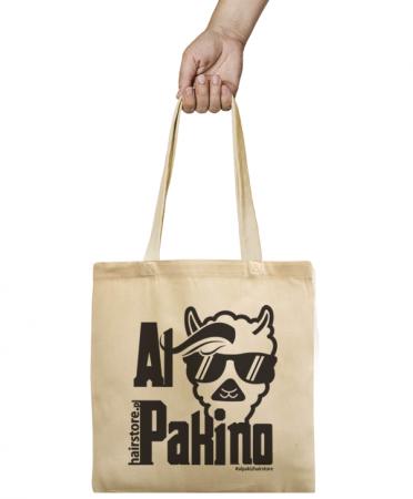 Ekologiczna torba z alpaką, Alpakino