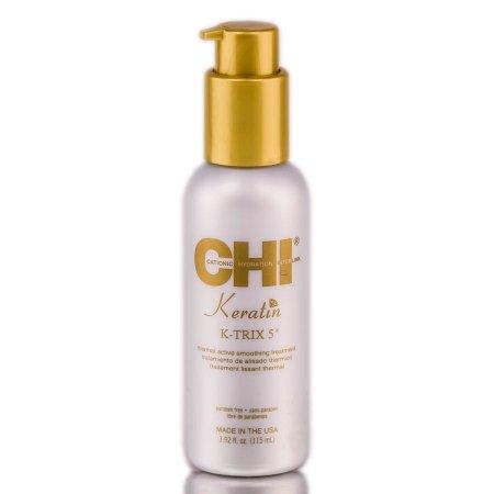 CHI Keratin, K-TRIX 5, termiczna odżywka do włosów, 115ml