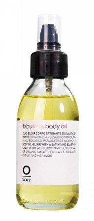 OWay Beauty Fabulous Body Oil, olejek-eliksir do ciała, 140ml