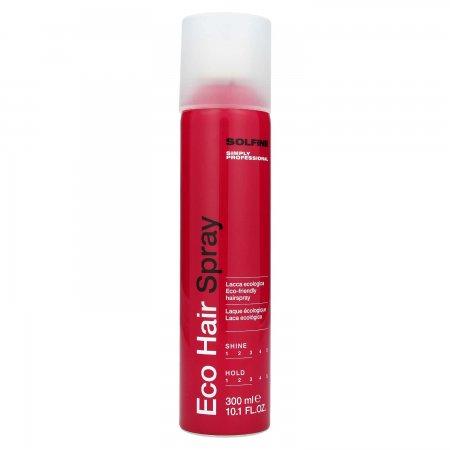Solfine Style Eco Hair, lakier do włosów, 300ml