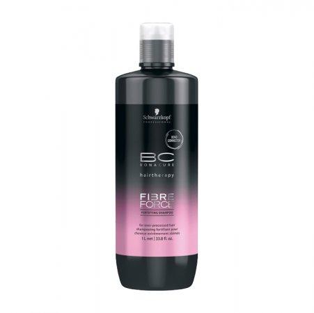 Schwarzkopf BC Fibre Force, szampon wzmacniający, 1000ml