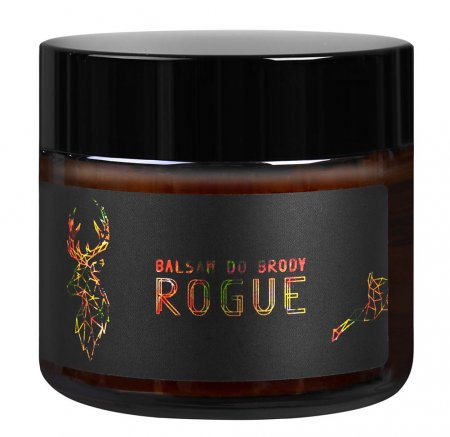 Cyrulicy, balsam do brody Treser Rogue, 50ml