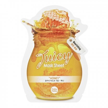 Holika Holika Honey Juicy, maseczka w płachcie