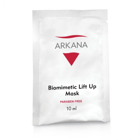 Arkana Biomimetic Lift Up Mask, biomimetyczna maska liftingująca, 10ml