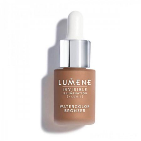 Lumene Invisible Illumination, bronzer z serum, 15ml