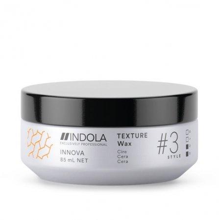 Indola Texture, wosk do delikatnej stylizacji, 85ml