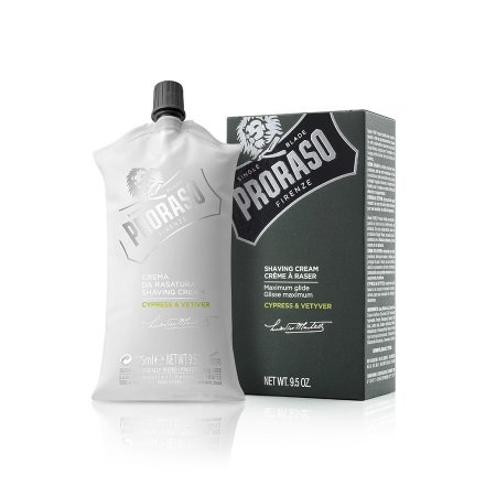 Proraso, krem do golenia, Cypress&Vetyver, 275ml