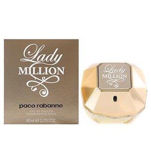 Paco Rabanne Lady Million, woda toaletowa, 80ml (W)