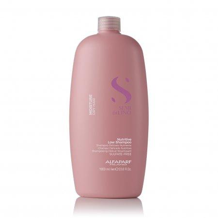 Alfaparf Semi di Lino Moisture, szampon nawilżający do włosów suchych, 1000ml