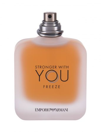 Giorgio Armani Emporio Armani Stronger With You Freeze, woda toaletowa, 100ml, Tester (M)
