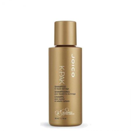 Joico K-Pak, szampon rekonstruujący włosy zniszczone i osłabione, 50ml