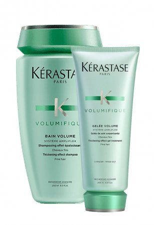 Kerastase Volumifique, zestaw kosmetyków na objętość, 250ml + 200ml