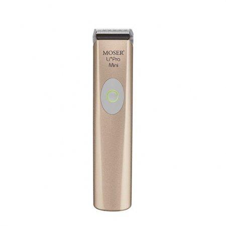 Moser Li+Pro Mini 1584 Rose Gold, bezprzewodowy trymer do włosów