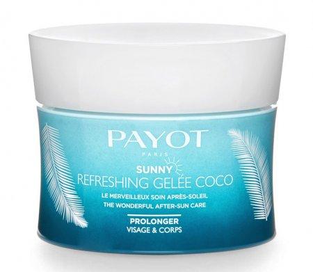 Payot Sunny, odświeżająco-nawilżający żel po opalaniu utrwalający opaleniznę, 200ml