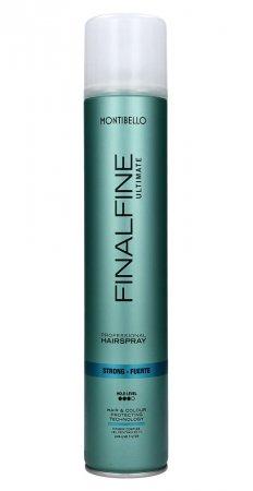 Montibello Finalfine Ultimate, lakier do włosów strong, 500ml