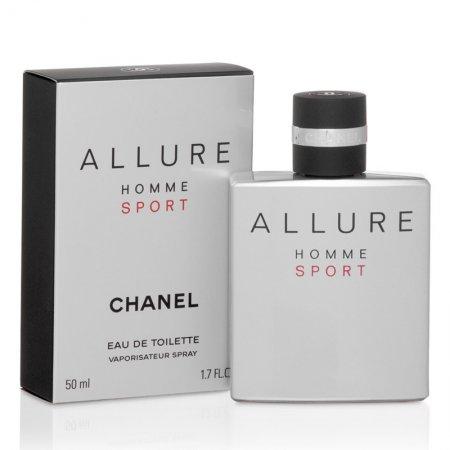Chanel Allure Homme Sport, woda toaletowa, 50ml, Tester (M)