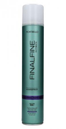 Montibello Finalfine Ultimate, lakier do włosów Flexi Strong, 500ml