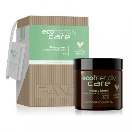 Bandi EcoFriendly Care, kojący krem przeciwzmarszczkowy, 50ml