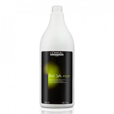 Loreal Inoa Post, szampon zamykający koloryzację włosów, 1500ml
