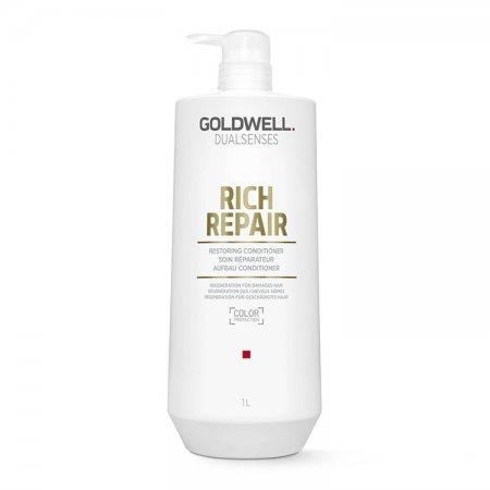 Goldwell Dualsenses Rich Repair, szampon odbudowujący, 1000ml