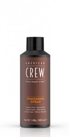 American Crew Finishing Spray, lakier do włosów, 200ml
