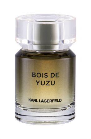 Karl Lagerfeld Les Parfums Matieres Bois de Yuzu, woda toaletowa, 50ml (M)