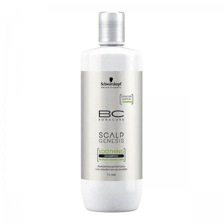 Schwarzkopf BC Scalp Genesis, szampon kojący, 1000ml