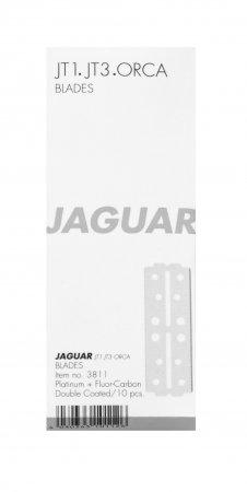 Jaguar JT1/JT3, ostrza do brzytwy, długie, 10 szt., ref. 3811