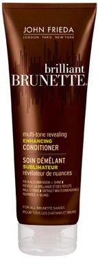 John Frieda Brilliant Brunette, nawilżająca odżywka do włosów ciemnych, 250ml