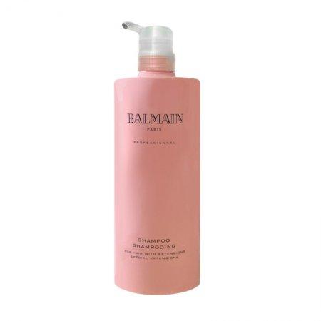 Balmain szampon do włosów przedłużanych, 1000ml - uszkodzone opakowanie